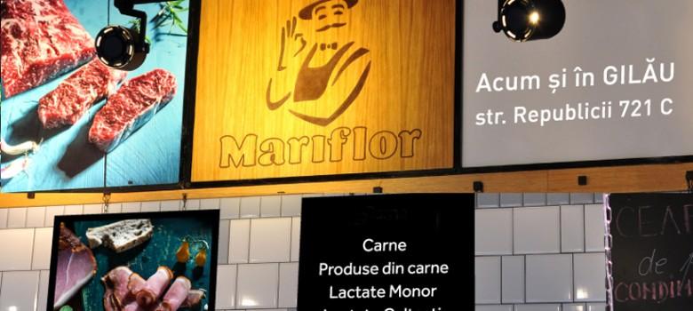 Mariflor deschide un nou magazin în Gilau